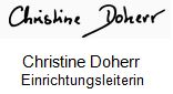 Christine Doherr